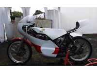 CLASSIC ROAD RACING MOTORCYCLE - £1700