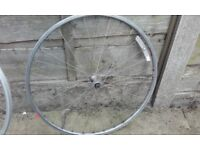 front mountain bike wheel 26 inch deore XT matrix