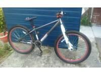 X-rated Mesh Dirt bike