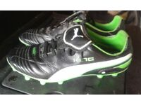 Football Boots - Puma King Finale size 7 - worn once