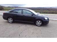 *** 2007 TOYOTA AVENSIS 2.0 D4D 6 SPEED 1 OWNER 77000 WARRANTED MILES ***
