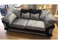3&2 sofas brand new in stock