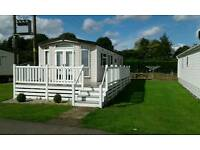 Static caravan 39ftx12ft 2 bedroom in Twyning Nr Tewkesbury