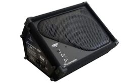Studiomaster PAX10+ 10 inch Active Stage Wedge Monitor Speaker NEW