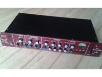 TL Audio Fatman Fat Funker Valve Preamp/ EQ/ Compressor