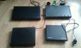Sony Dvd Player Back