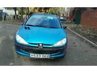 Peugeot 206 1.9