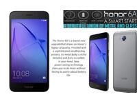 Honor 6A - 5 inch, OCTA CORE, 4G LTE, DUAL SIM, SIM FREE, metal body, BNIB