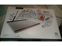 Intuos Creative Pen & Touch Tablet - Medium