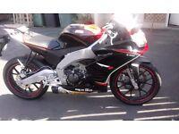 Aprilia 125 rs4 for sale