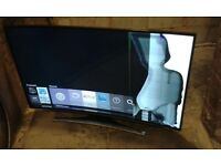 Samsung 55inch smart TV / spares or repairs