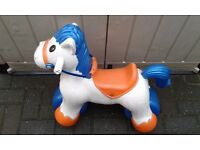 Toddler rocker horse/ride on toy