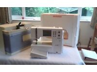 Bernina Sewing Machine with Embroidery Module