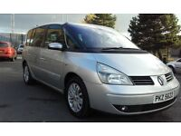 2006 renault espace 2.2 dci dynamic auto 7 seater