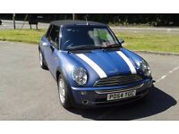 2004 Mini One Convertible 1.6*** Stunning Car***Only 32800 Miles***