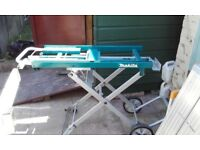 2 x Makita mitre saw stands £85 each