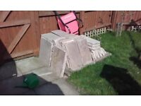 9m2 Sandstone thick Paving slabs