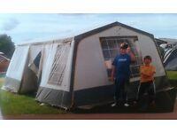 Cabanon Frame Tent