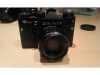 2 excellent vintage cameras