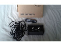 Fender MS2 footswitch (used once)