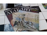 """DISCOVERING ART"" (ART THROUGH THE AGES) ISSUES 5. 6. & 11 £3 each or £7 for 3. NO TEXTS PLEASE."