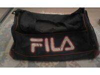 FILA Sports bag, retro
