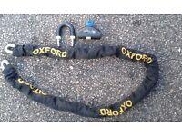 Chubby Oxford chain vespa, gilera, aprilia, yamaha
