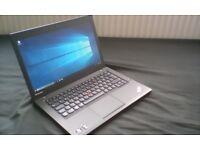 IBM Lenovo Thinkpad T440 Laptop, Windows10, 4gb RAM, Core i5-4300U, WIFI, 500gb HDD