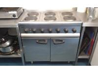 lincat six ring range electric oven cooker