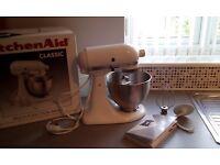 Kitchen Aid Classic Mixer vgc
