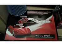 Induction kit air filter