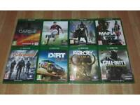 7 XBOX ONE GAMES