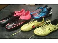 Football boots in great condition