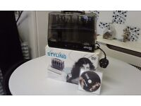 WAHL styling spirolls heated rollers