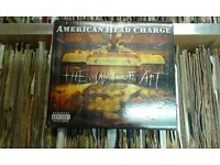 American Head Charge – The War Of Art, CD, VG.