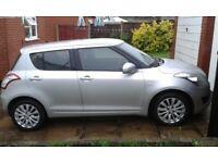 61 REG (2012) 1.2 Suzuki Swift 5 Doors £3100 ono
