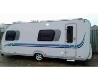 Adria adiva 2007 fixed bed excellent condition