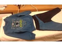 Boys real kenzo tracksuit age 2 brillant condition £25 pick up only dingle liverpool 8