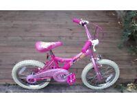 Disney Princess Bike 16 inch