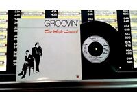 The Style Council – Groovin, 7 inch single, released on Polydor in 1984, Cat No TSC 6.