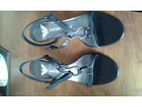 Emporio Armani sandals size 37/4