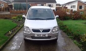 Vauxhall Agila 1.2 2001