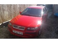 2001 VOLVO V 40 1.8 PETROL AUTOMATIC ESTATE