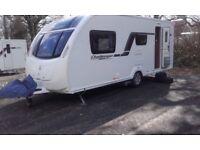 Swift Challenger sport 2013 touring caravan