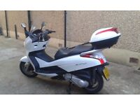 Honda s-wing 125 ABS 13reg HPI clear!