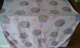 FiFi and the flowertots single duvet cover and pillowcase.