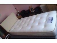 Single Adjustable Bed - Brand New