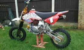 Honda crf50 pitbike