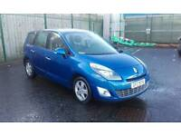 2010 RENAULT GRAND SCENIC DCI DYNAMIQUE 7 SEATER
