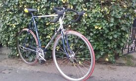 Raleigh Racing bike 25 inch frame
